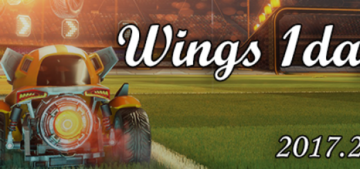 wings1dayカップ・バナー