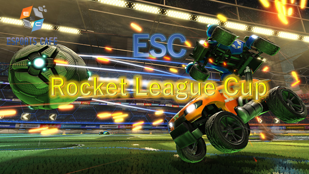 ESC Rocket League Cupロゴ